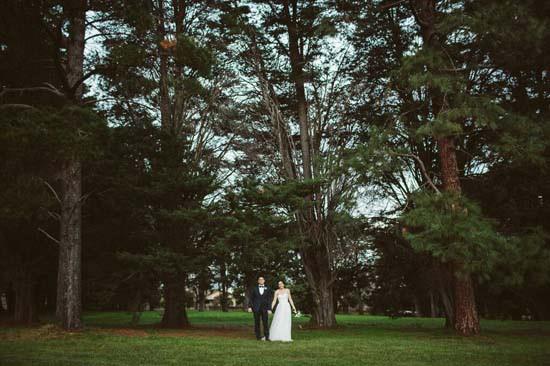 cosy black tie wedding0093