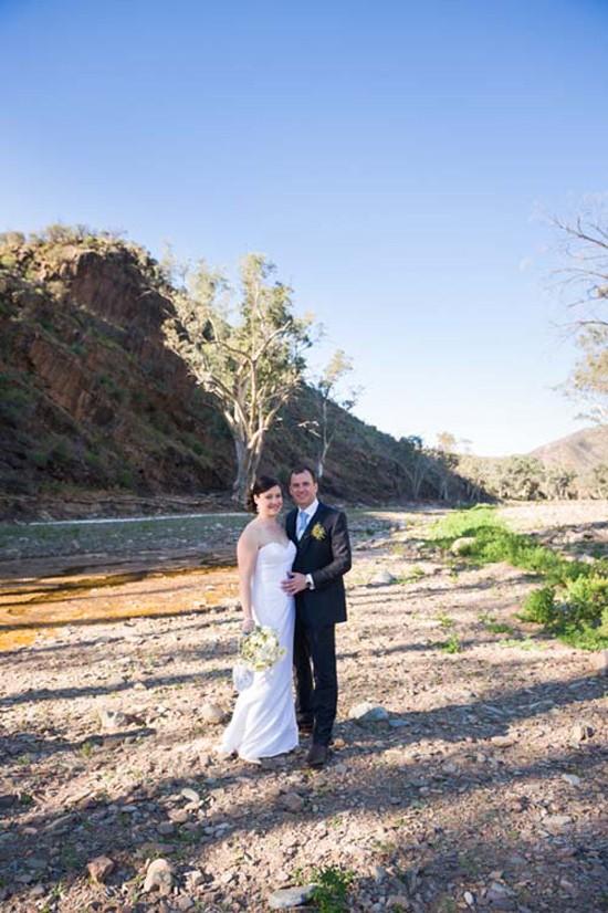 flinders ranges outback wedding0016