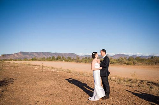 flinders ranges outback wedding0025