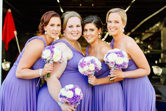 lilac twobirds bridesmaids