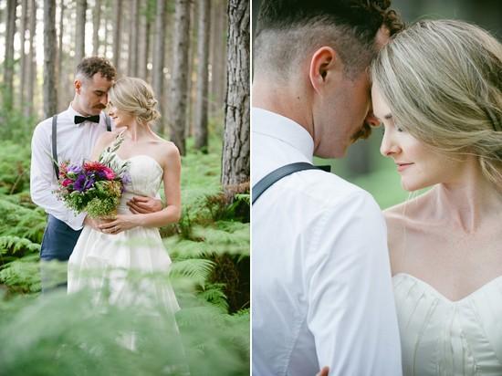 modern forest wedding inspiration0002