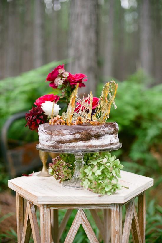modern forest wedding inspiration0009