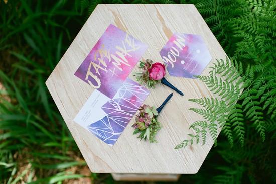 modern forest wedding inspiration0015
