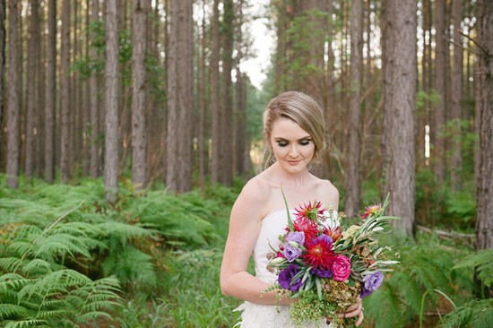 modern forest wedding inspiration0085