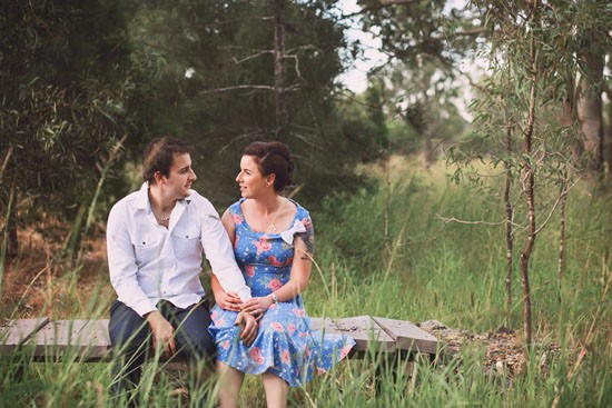 retro country engagement0009