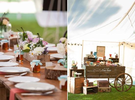 vintage garden party wedding0047