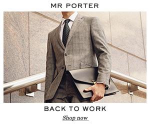Mr Porter Banner