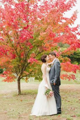 Autumn barn wedding0089