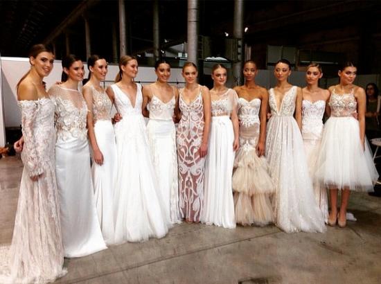 Bridal Fashion Week Australia Image Via Bridal Fashion Week