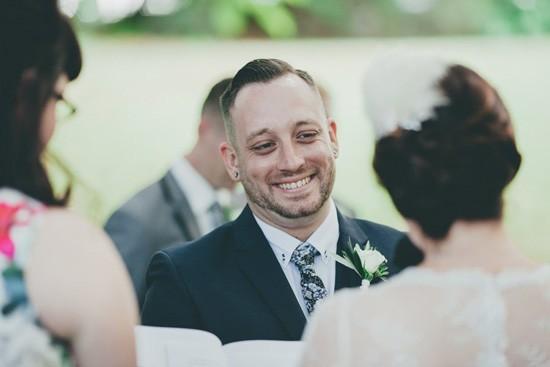 Noosa wedding ceremony