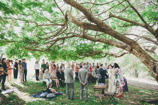 Tewantin RSL Park Wedding