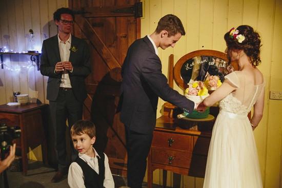 barn wedding in Victoria