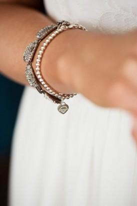 bracelet combination for a bride