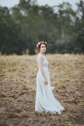 bride photo by laki sideris