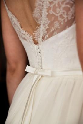 bride wearing beska couture