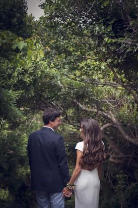 byron garden wedding