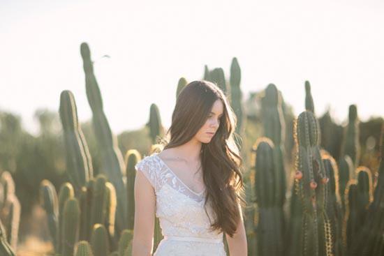 cactus bridal ideas