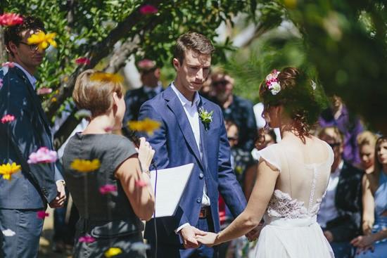ceremony at providence gully