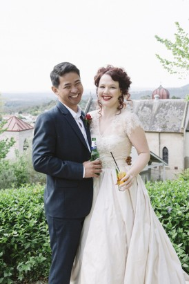 colourful convent gallery wedding0029