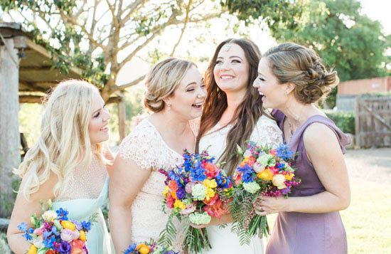 colourful country wedding0047