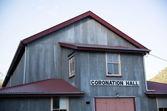 coronation hall wedding venue