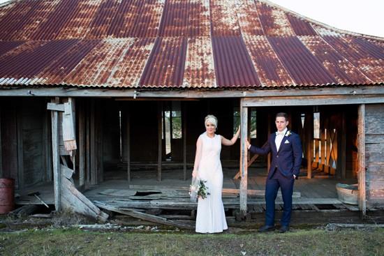 country australian wedding