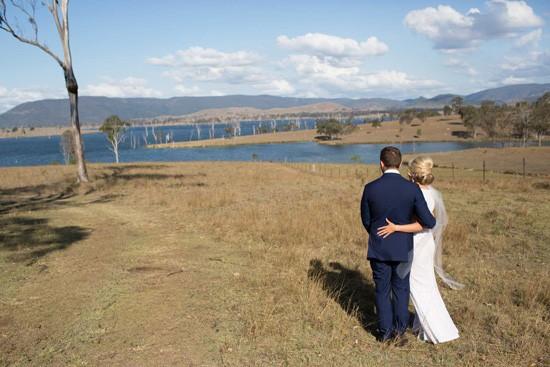 country queensland wedding