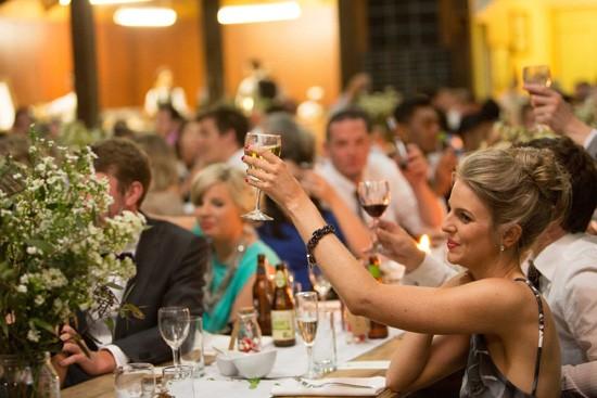 country wedding toast