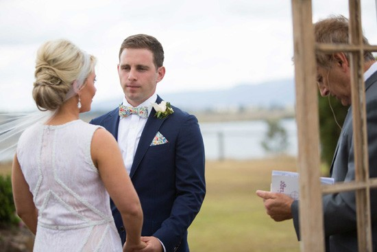 country wedding vows