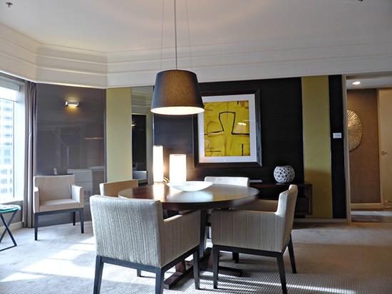 grand hyatt melbourne ambassador suite