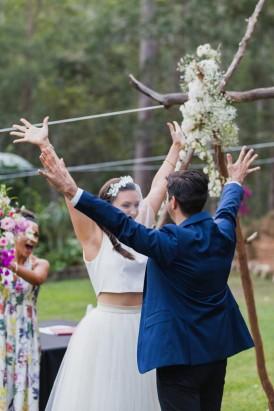 intimate garden wedding0045