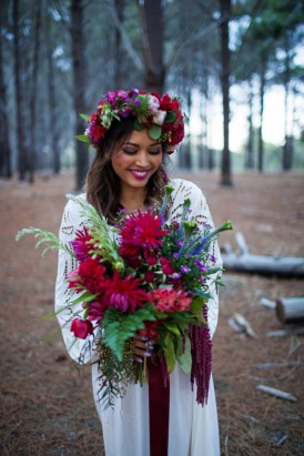 jewel toned bohemian wedding ideas0037