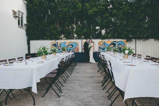 noosa industrial wedding venue
