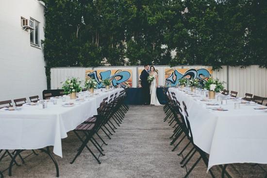 noosa industrial wedding venue