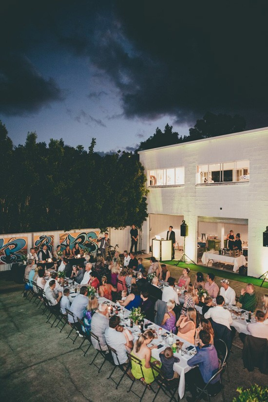 noosa outdooor wedding venue