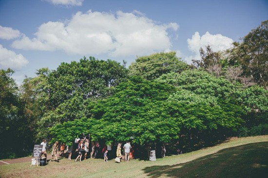 noosa park wedding ceremony