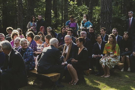 pine forest wedding0036