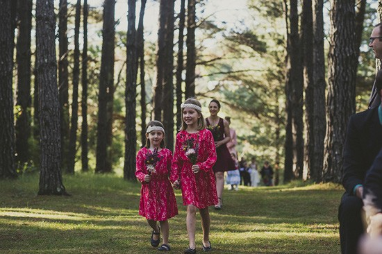 pine forest wedding0039
