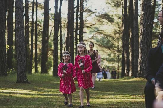 pine forest wedding0039