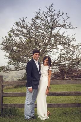 simple byron bay wedding