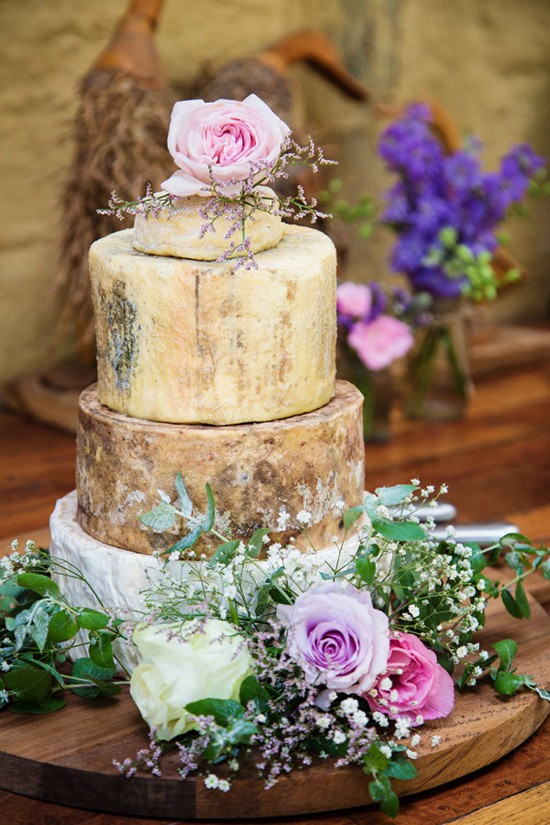 Cheese Wedding Cake Sydney