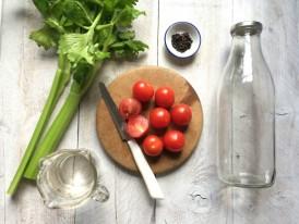 tomato-vodka