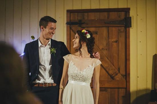 wedding in barn australia