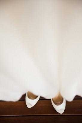 white peeptoes