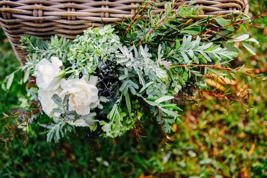 Autumn floral arrangements