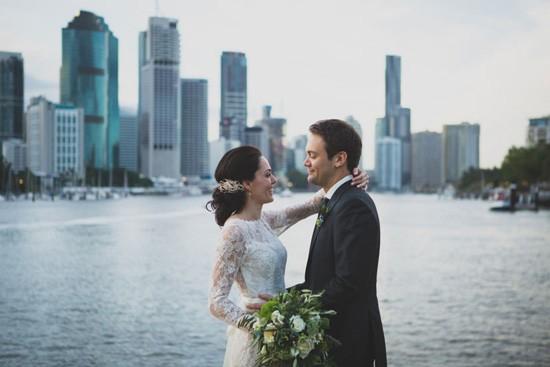 Beautiful Brisbane Wedding