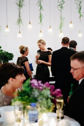 Black Tie Melbourne Wedding