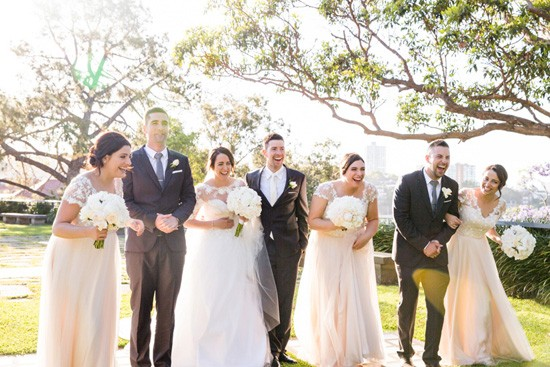 Bridal party by gm photographics