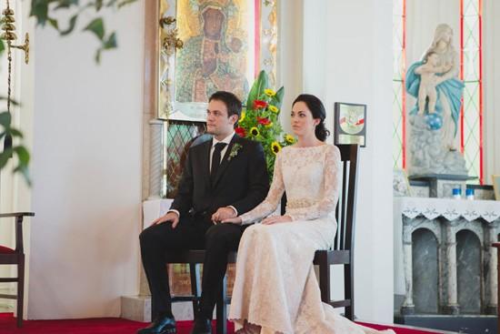 Brisbane church wedding