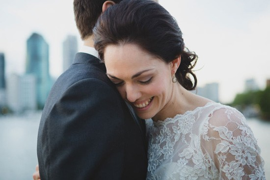 Brisbane newlyweds